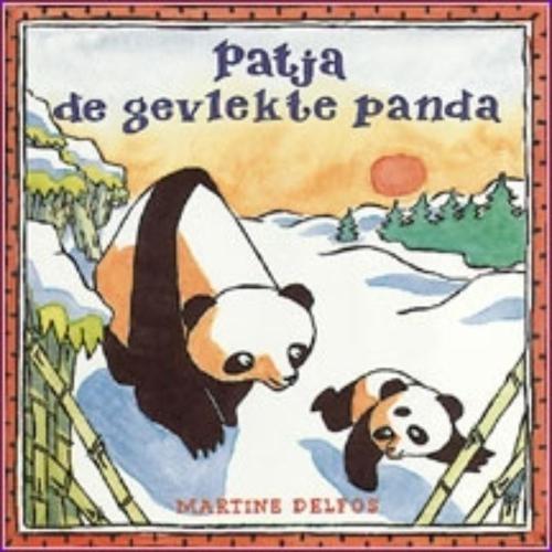 Martine F. Delfos,Patja de gevlekte panda