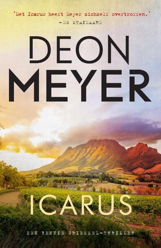 Deon Meyer,Icarus