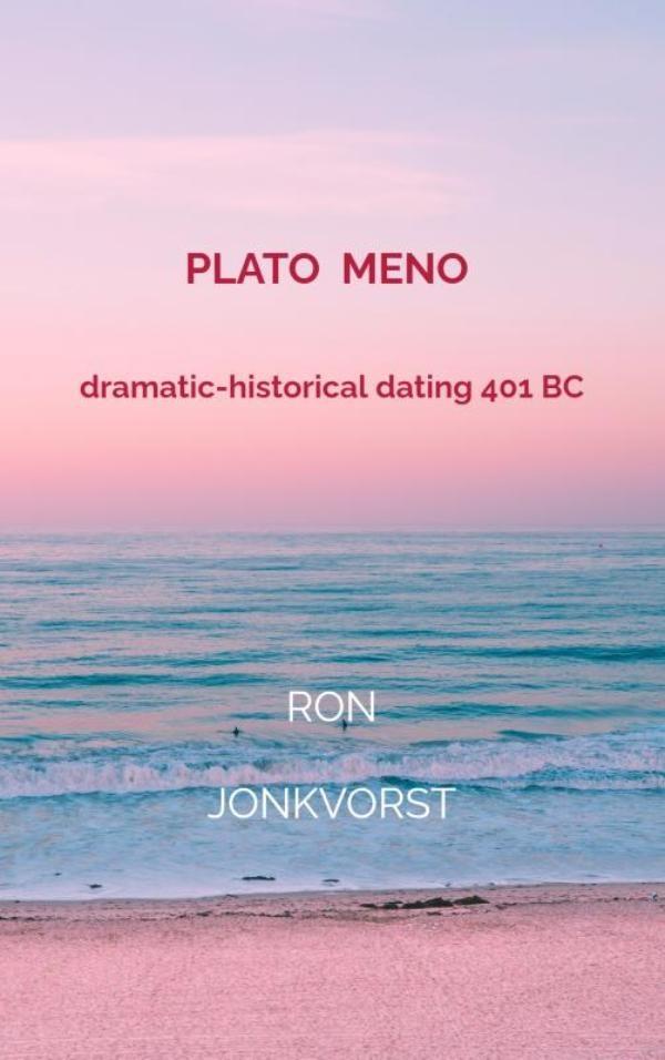 Ron Jonkvorst,Plato Meno