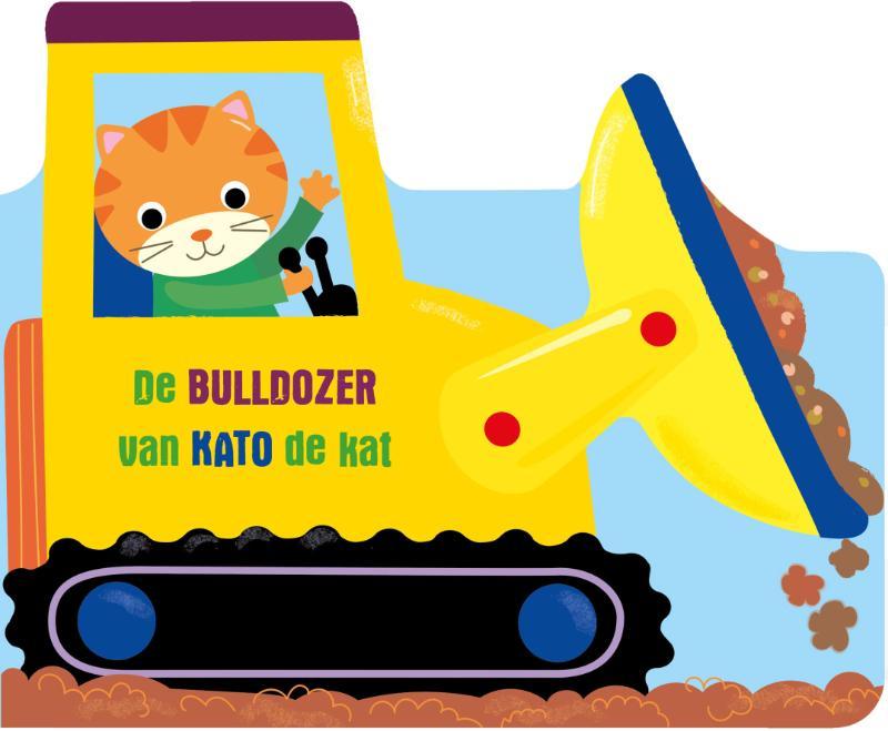 ,De bulldozer van Kato de kat