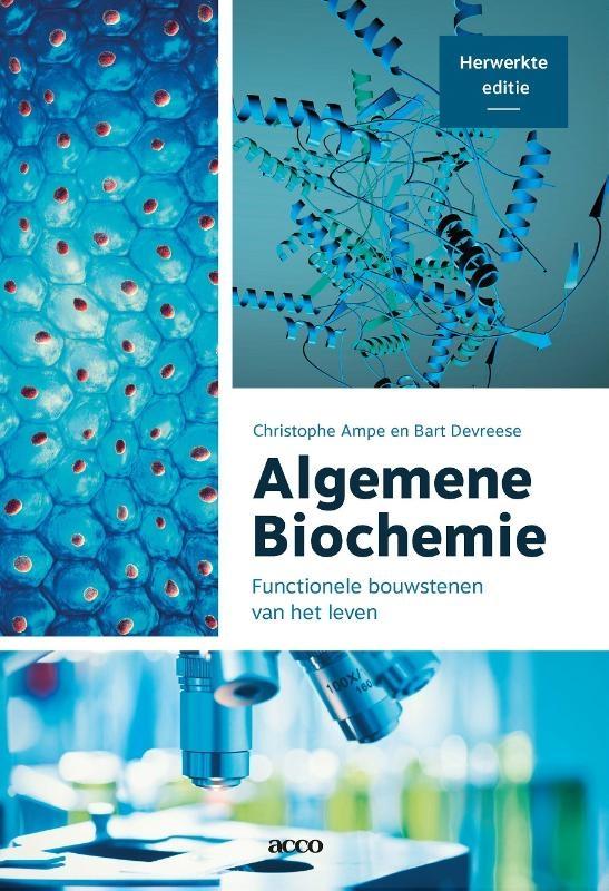 Christophe Ampe, Bart Devreese,Algemene biochemie