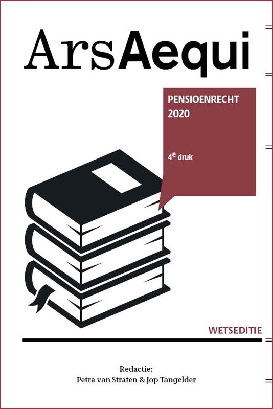 ,Pensioenrecht 2020