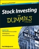 Mladjenovic, Paul,Stock Investing For Dummies