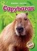 Borgert-spaniol, Megan,Capybaras