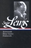 Lewis, Sinclair,Sinclair Lewis