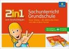 Tornette, Michael,2in1 zum Nachschlagen. Sachunterricht. Grundschule
