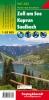 ,Zell am See, Kaprun, Saalbach 1 : 50 000. WK 382