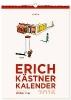 Kästner, Erich,Erich Kästner Kalender 2016