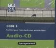 ,Code 3 Audio-cd