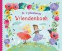 ,Ik hou van prinsessen vriendenboek