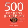 Carol  Beckerman,500 eenpansgerechten