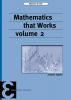 Maarten de Gee,Mathematics that Works 2