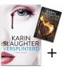 Karin  Slaughter ,Versplinterd & Laatste adem (pakket)