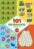 ,<b>Logische puzzels: 101 breinbrekers tegen de tijd</b>