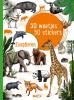 ,<b>50 weetjes, 50 stickers: zoogdieren</b>