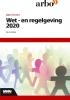 Jan Popma ,Wet- en regelgeving 2020