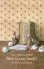 Paul  Dijstelberge ,Wat is een boek?