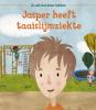 Andy  Glynne Nandita  Jain,Jasper heeft taaislijmziekte