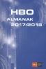 ,HBO Almanak  2017/2018