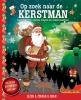 ,Op zoek naar de kerstman + kartonnen zaklamp