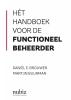 <b>Daniël E.  Brouwer, Martijn  Buurman</b>,H�t handboek voor de functioneel beheerder