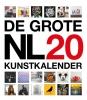 ,<b>De Grote Nederlandse Kunstkalender 2020</b>