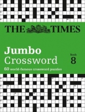 John Grimshaw The Times 2 Jumbo Crossword Book 8