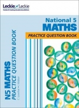Leckie & Leckie National 5 Maths Practice Question Book