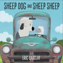 Eric Barclay Sheep Dog and Sheep Sheep