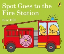 Eric Hill Spot Goes to the Fire Station