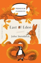 John,Steinbeck Penguin Orange Collection East of Eden
