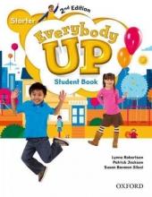 Jackson, Patrick Everybody Up: Starter Level. Student Book