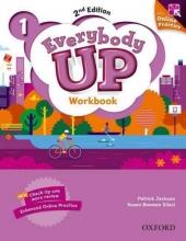 Jackson, Patrick Everybody Up 1. Workbook with Online Practice