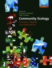 Verhoef, Herman A. Community Ecology