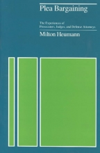 Heumann, Plea Bargaining