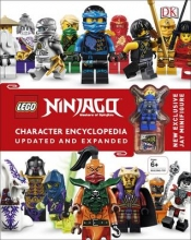 DK LEGO (R) Ninjago Character Encyclopedia Updated and Expanded