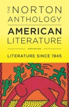 Levine, Robert S. The Norton Anthology of American Literature 9e Vol E ISE