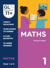 GL Assessment 11+ Practice Papers Maths Pack 1 (Multiple Choice)