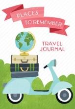 Galison Travel Journal - Pocket Journal