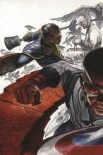 Dennis,Hopeless/ Kudranski,S. Captain America All-new Captain America