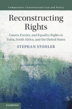 Stephan (State University of New York, Albany) Stohler Reconstructing Rights