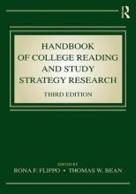 Rona F. (University of Massachusetts, Boston, USA) Flippo,   Thomas W. (Old Dominion University, USA) Bean Handbook of College Reading and Study Strategy Research
