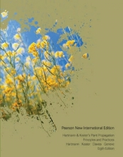 Hudson T. Hartmann,   Dale E. Kester,   Fred T. Davies,   Robert L. Geneve Hartmann & Kester`s Plant Propagation: Pearson New International Edition