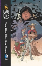 Lemire, Jeff Teen Titans Earth One 1