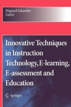 Magued Iskander Innovative Techniques in Instruction Technology, E-learning, E-assessment and Education