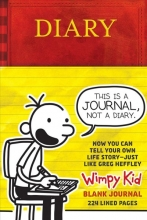Kinney, Jeff Diary of a Wimpy Kid Blank Journal