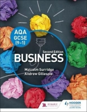Gillespie, Andrew AQA GCSE (9-1) Business, Second Edition