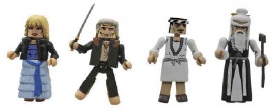 Kill Bill Minimates Box Set