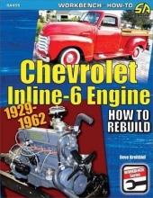Deve Krehbiel Chevrolet Inline-6 Engine 1929-1962