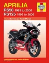 Phil Mather Aprilia RS50 (99 - 06) & Rs125 (93 - 06)